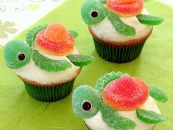 Ariel - Tes cupcakes Squiz