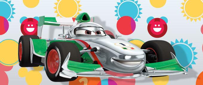 Quiz : Cars et les courses de voitures, vrrrroum !