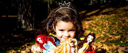 Découvre quelle est ta personnalité de Princesse