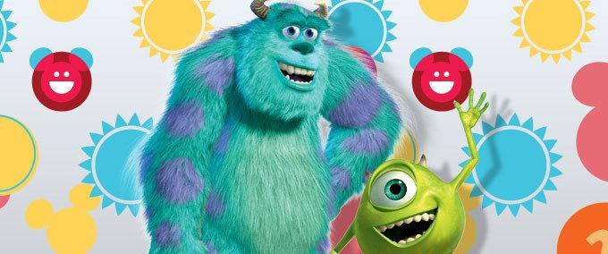 Quel couple Disney.Pixar formez-vous ?