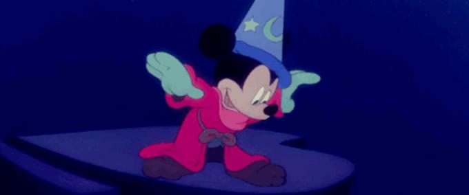 Menez-vous une vie de Mickey ?