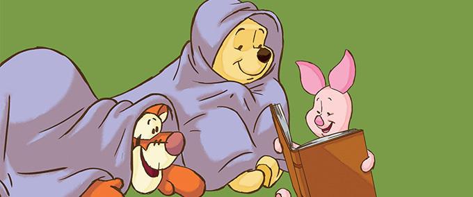Les bons mots de Winnie : un peu de douceur