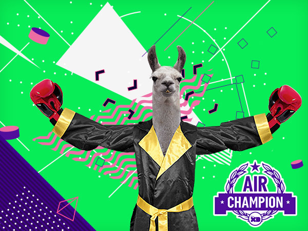 Concours Air Champions