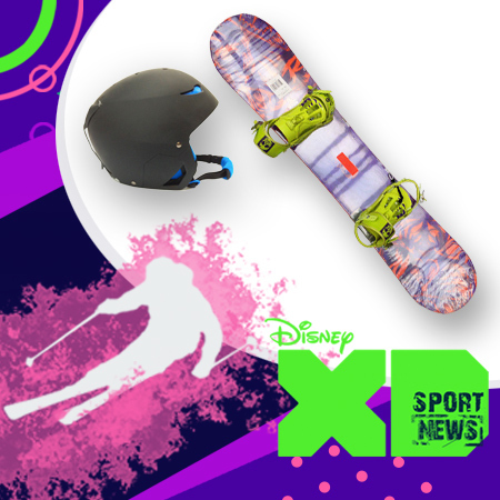 Ça te dirait d'assister à une étape de la coupe du monde de slopestyle en snowboard ?