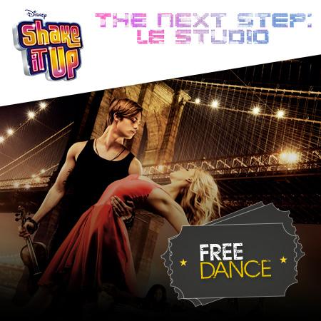 Tentez de gagner des places pour le film Free Dance.