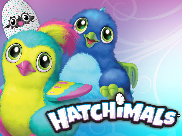 Win a Hatchimal