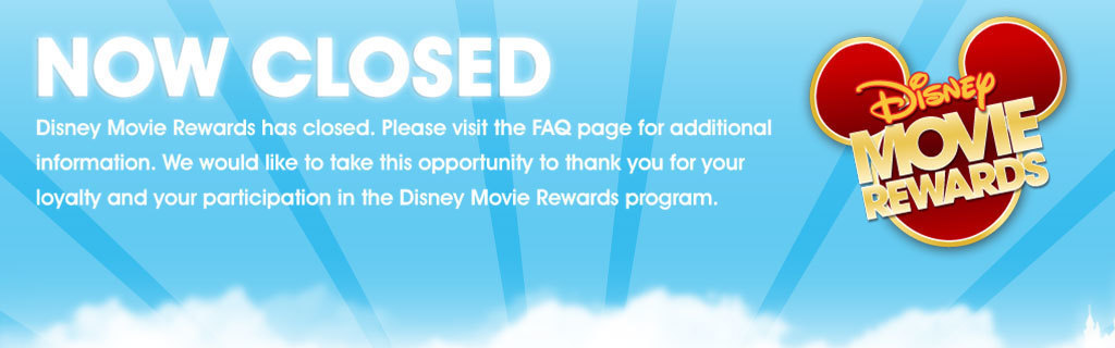 UK - Disney Movie Rewards - Site Hero