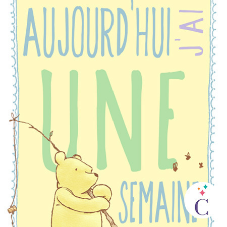 Cartes de tous les âges Winnie
