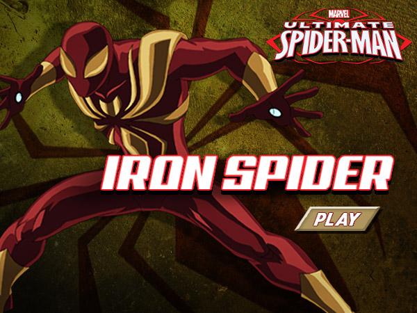 Spider Armure