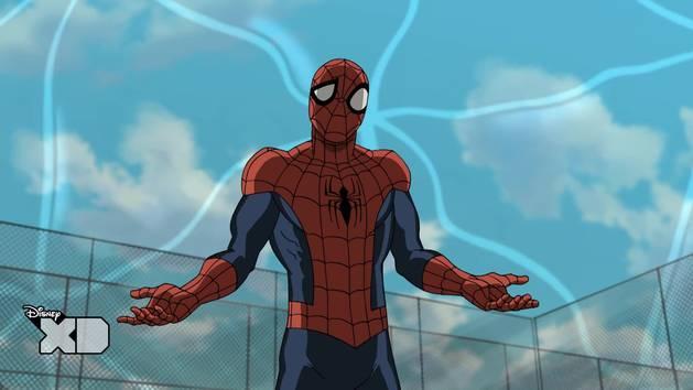 Capture The Flag! - Ultimate Spider-Man