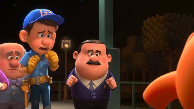Ralph reichts - Clip: Ralph macht einen auf Turbo