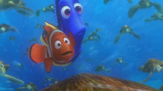 Findet Nemo 3D - Filmclip: Der Ausstieg aus dem australischen Strom
