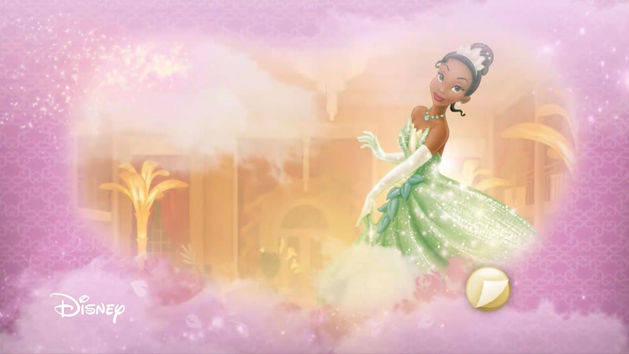 Disney Prinzessin - Tiana
