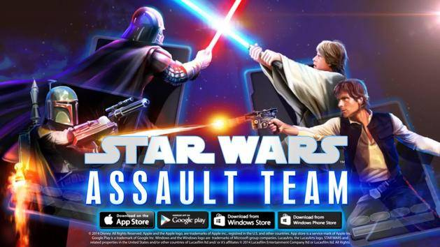 Star Wars: Assault Team - Gameplay Trailer