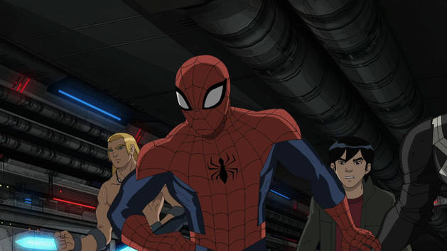 Ultimate Spider-Man Web Warriors - Extrait - Nouvelle équipe