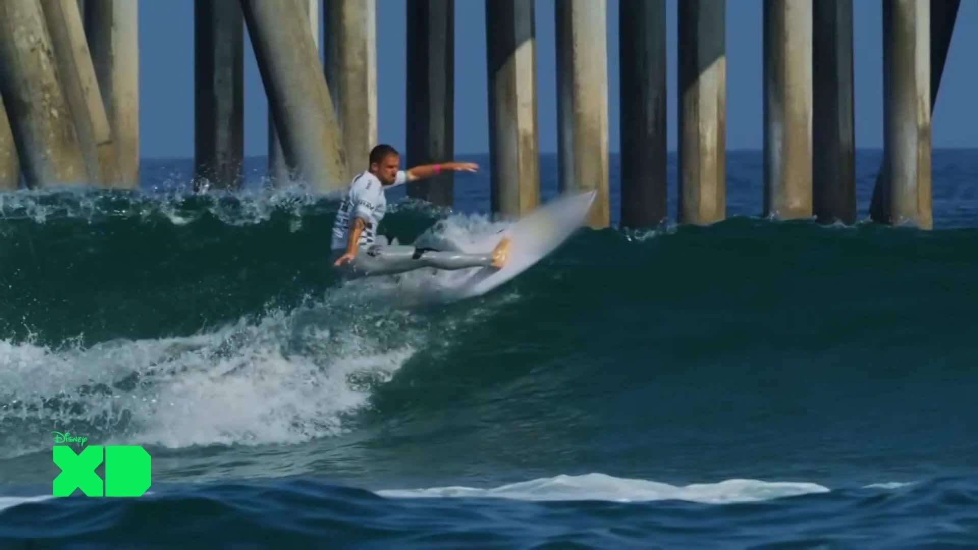 Disney XD Sport News - Huntington Beach : Surf