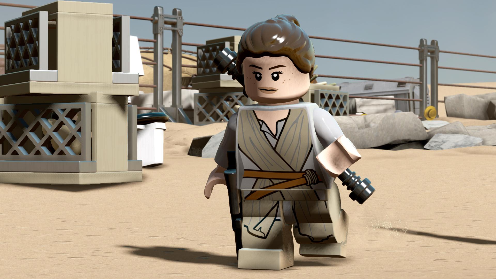 LEGO Star Wars: Das Erwachen der Macht - Teaser