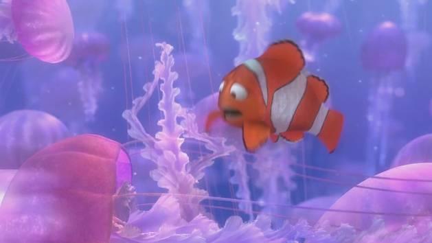 Findet Nemo 3D - Clip: Quallen
