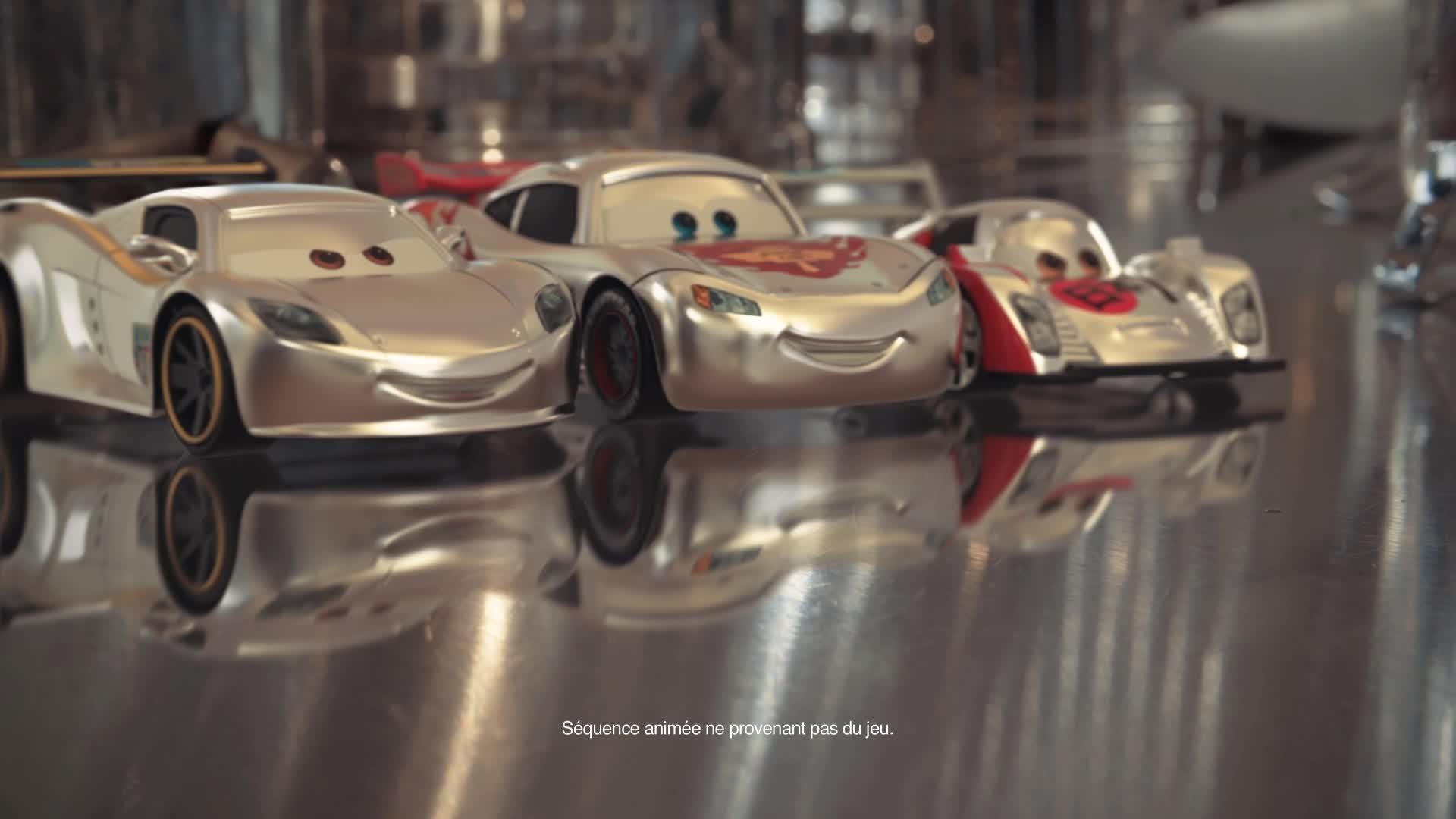 Cars Daredevil Garage - Envahit... La cuisine !