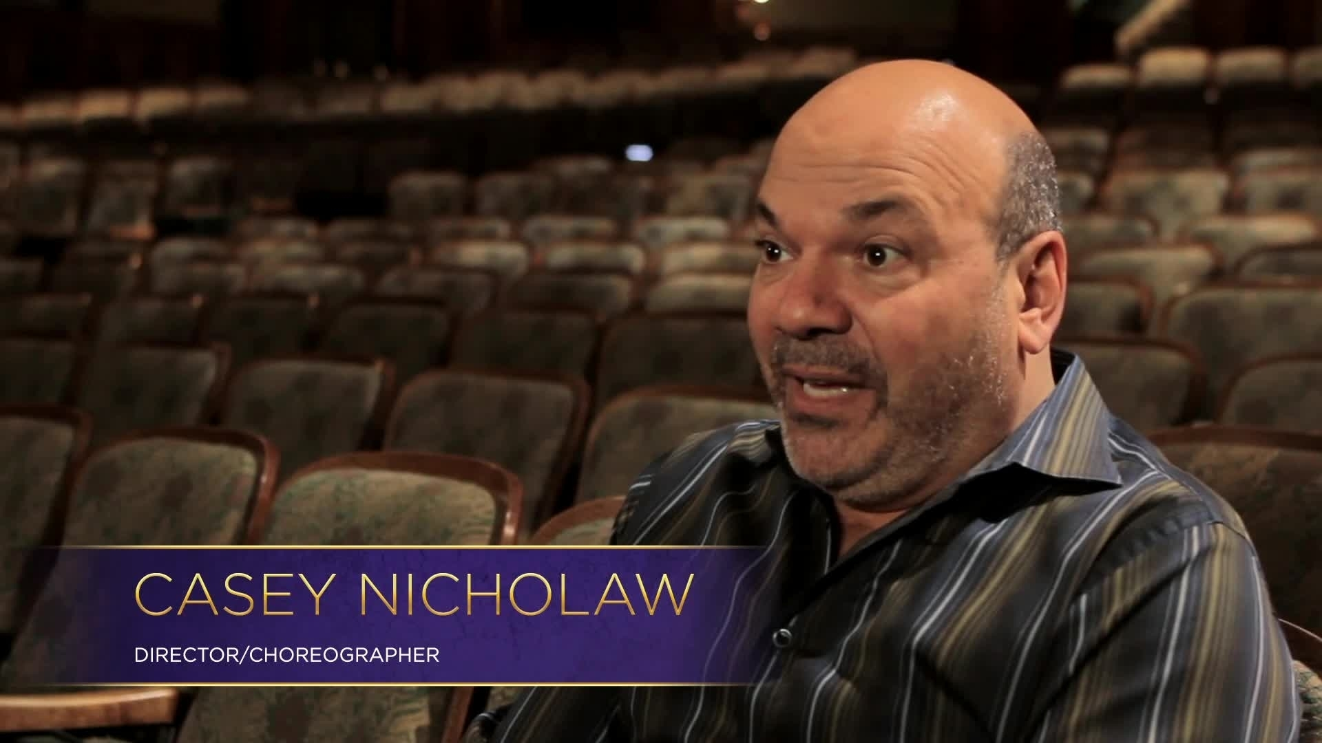 Interview with Casey Nicholaw - Aladdin the Musical