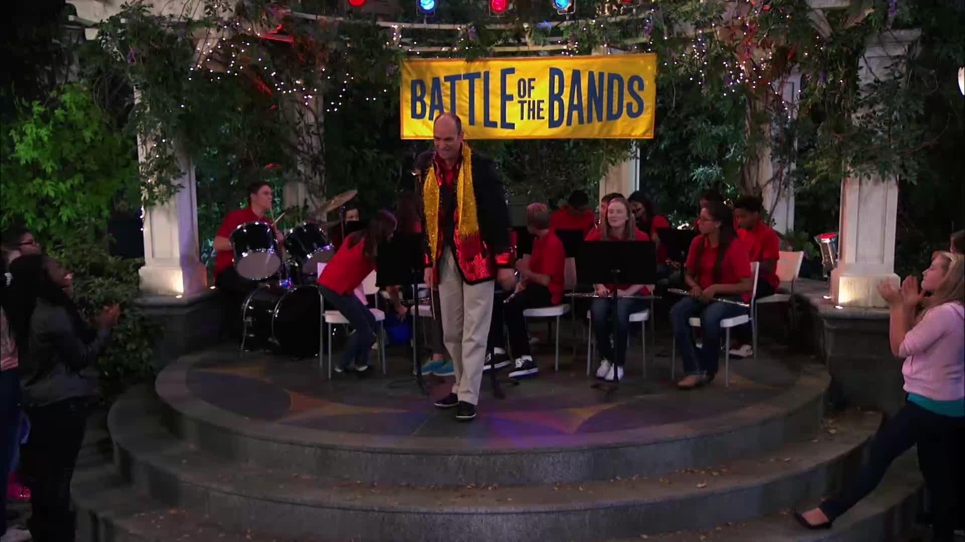 Jessie - Der Band-Wettbewerb