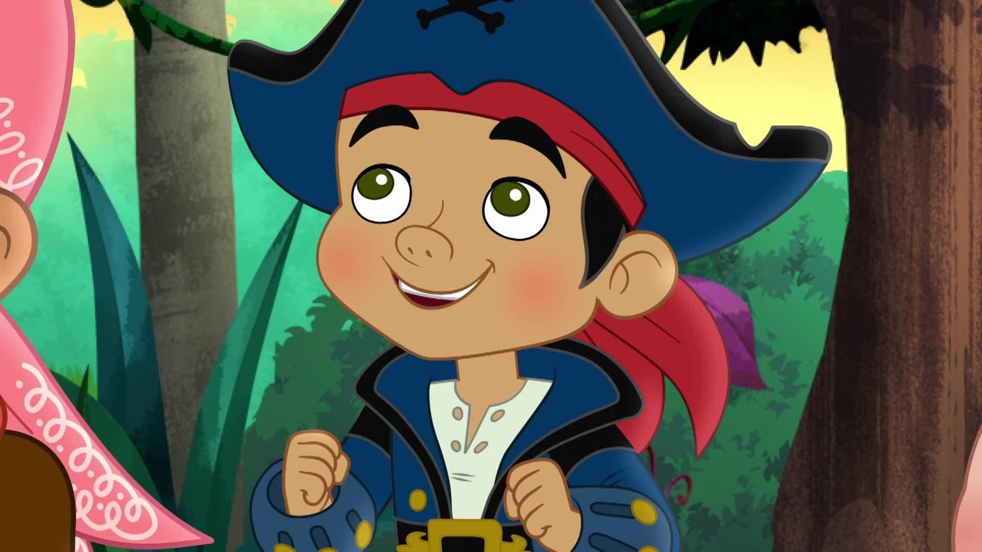 Capitaine Jake et les Pirates - Le Premier Avril des pirates / La cité interdite