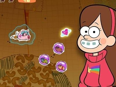 Le gribouilli-blaster de Mabel