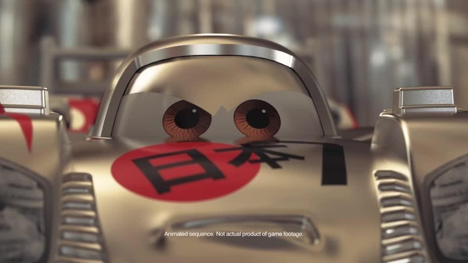 Cars Shorts: Die Cast Autos treten an in der Küche