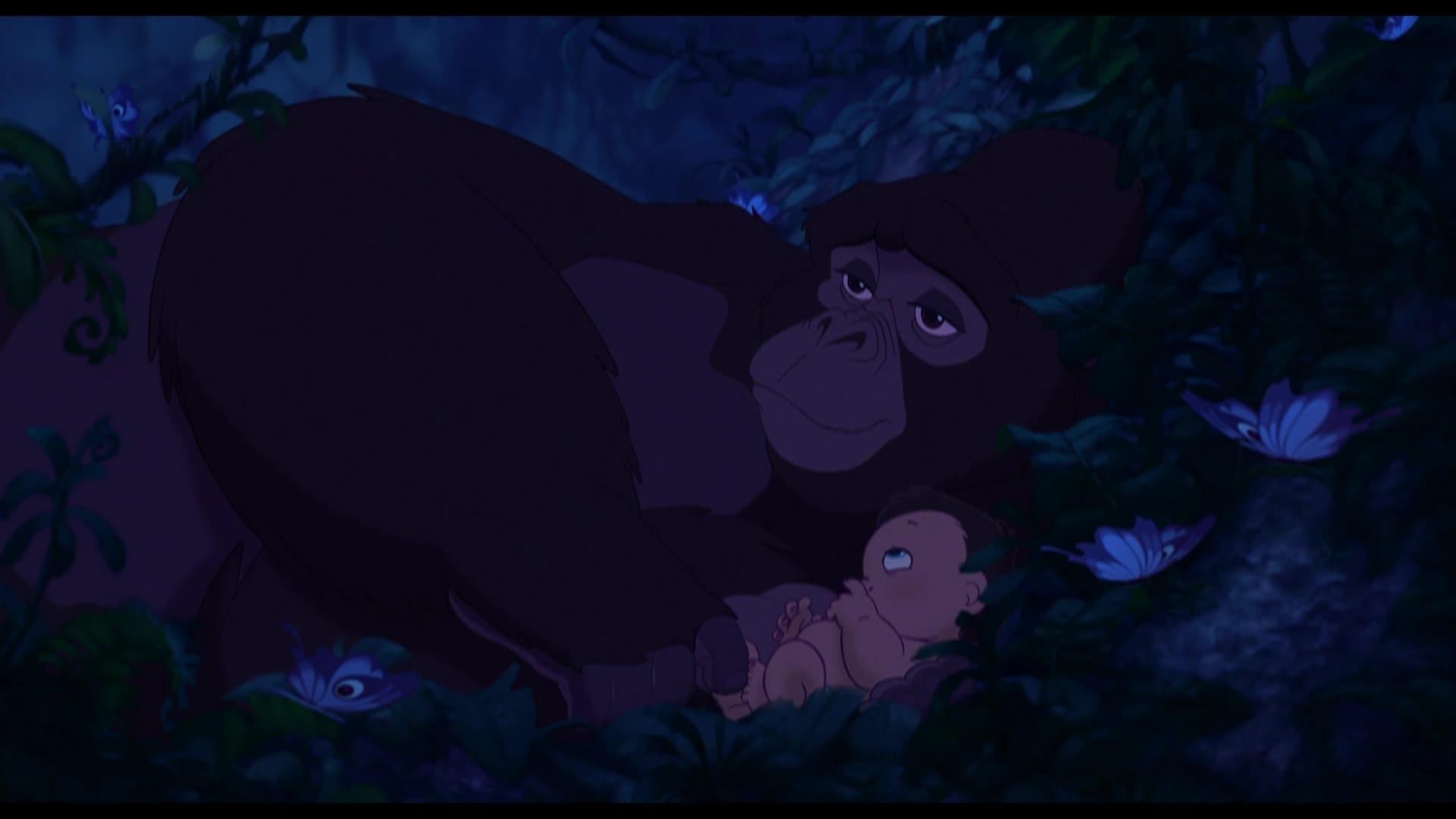 Tarzan : Chanson - Toujours Dans mon Coeur (par Phil Collins et Frédérique Tirmont)