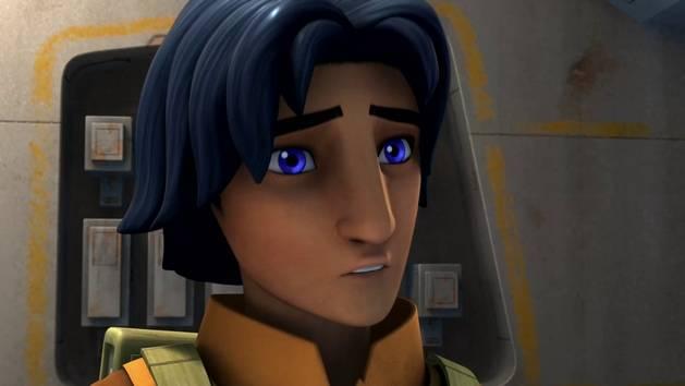 Star Wars Rebels - Sabine & Hera