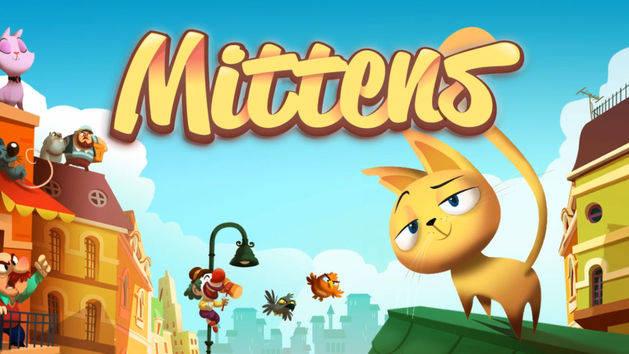 Mittens - Jetzt erhältlich im App Store!