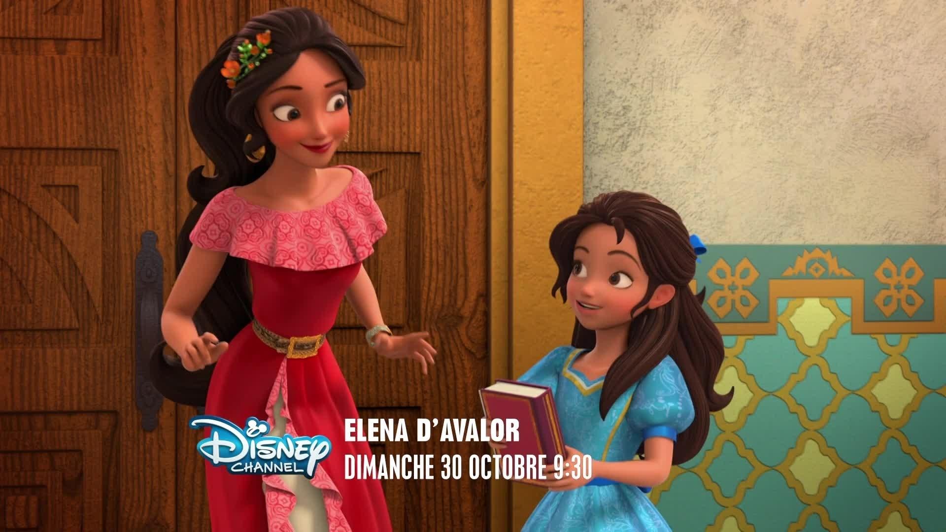 Elena d'Avalor - Dimanche 30 octobre à 9h30