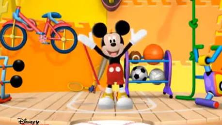 Fit mit Micky - Minnies Springseil