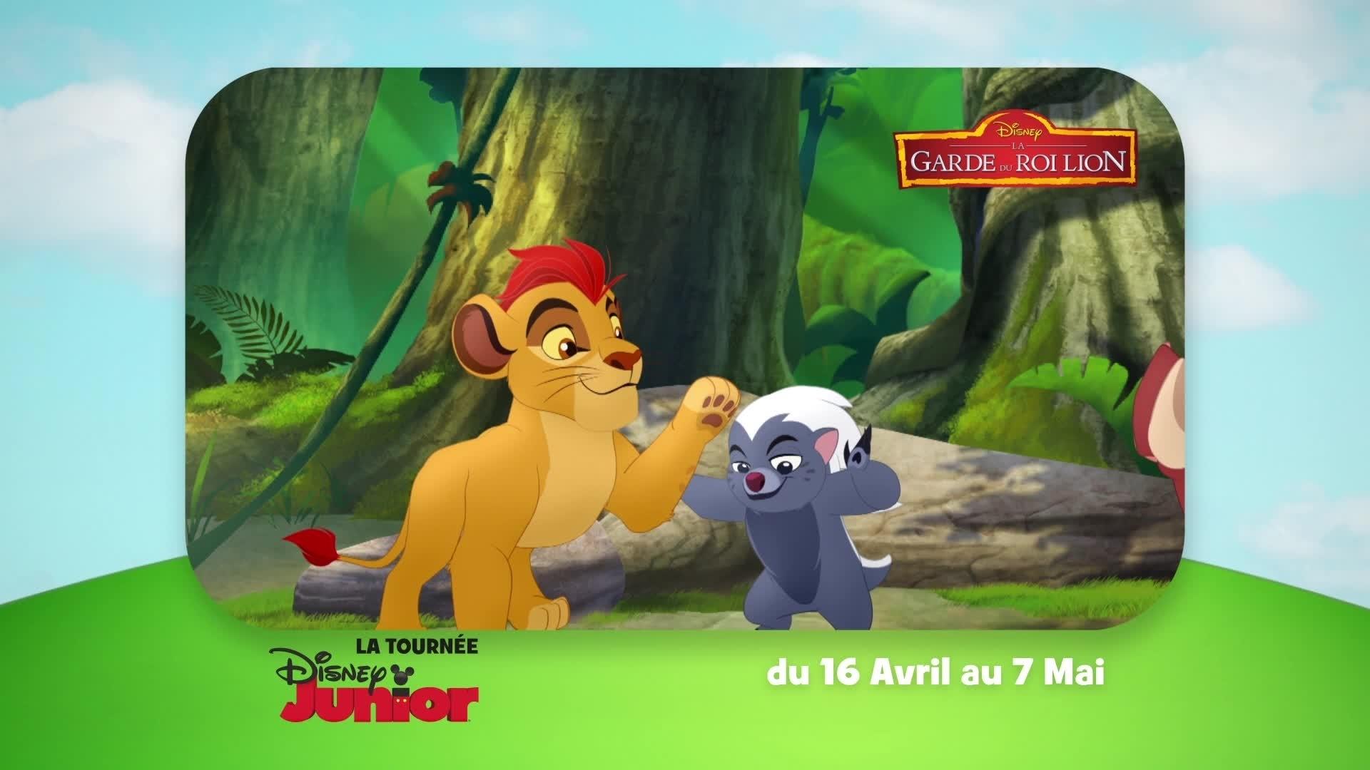 La Tournée Disney Junior