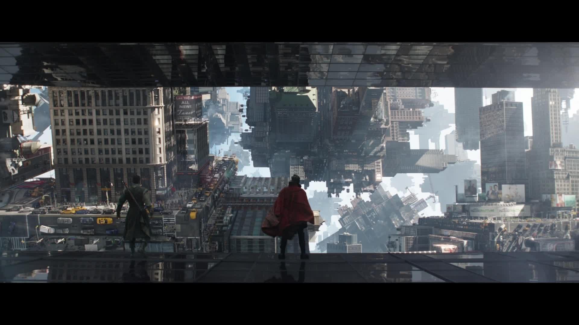 Doctor Strange - Nouvelle bande annonce