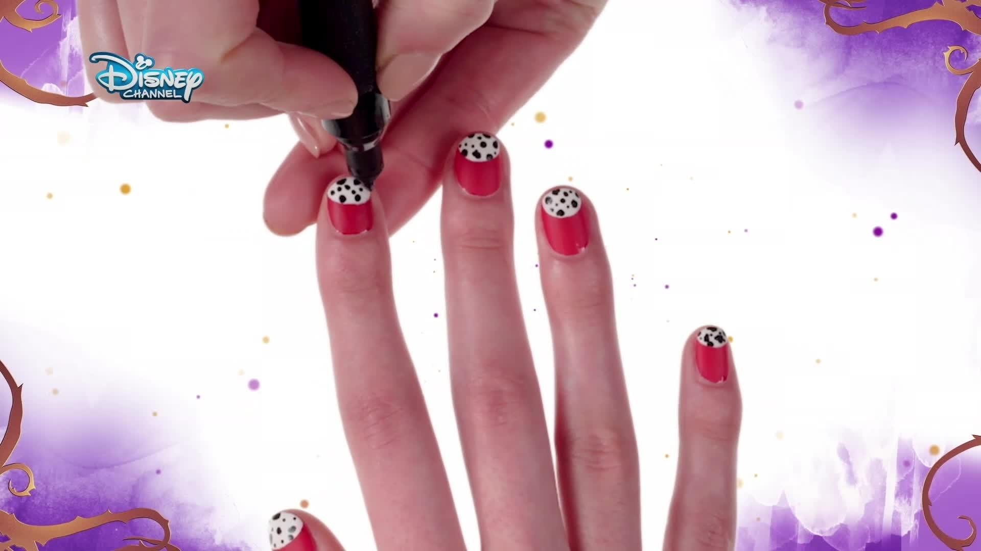 Nail Art - Carlos