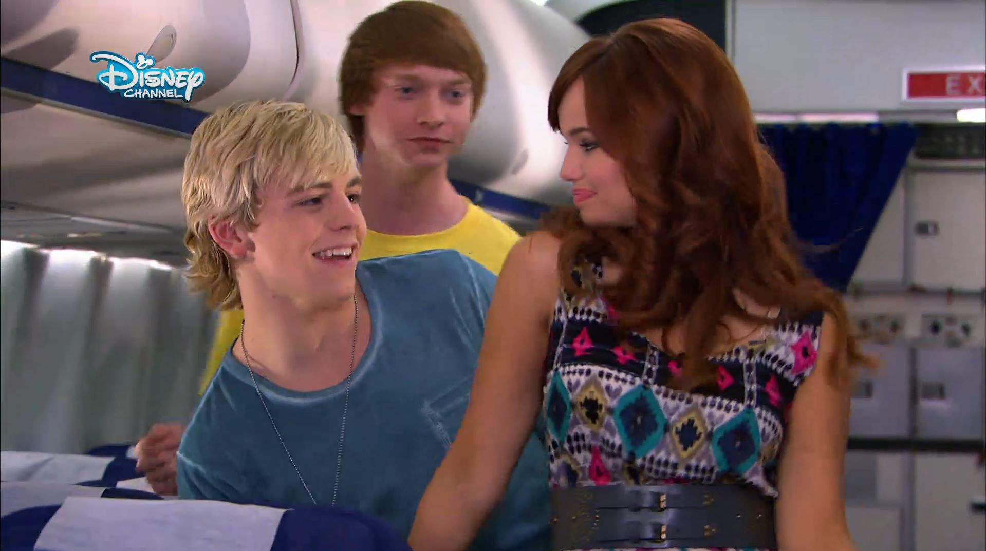 Austin & Jessie & Ally - Face to Face - Silvester Special