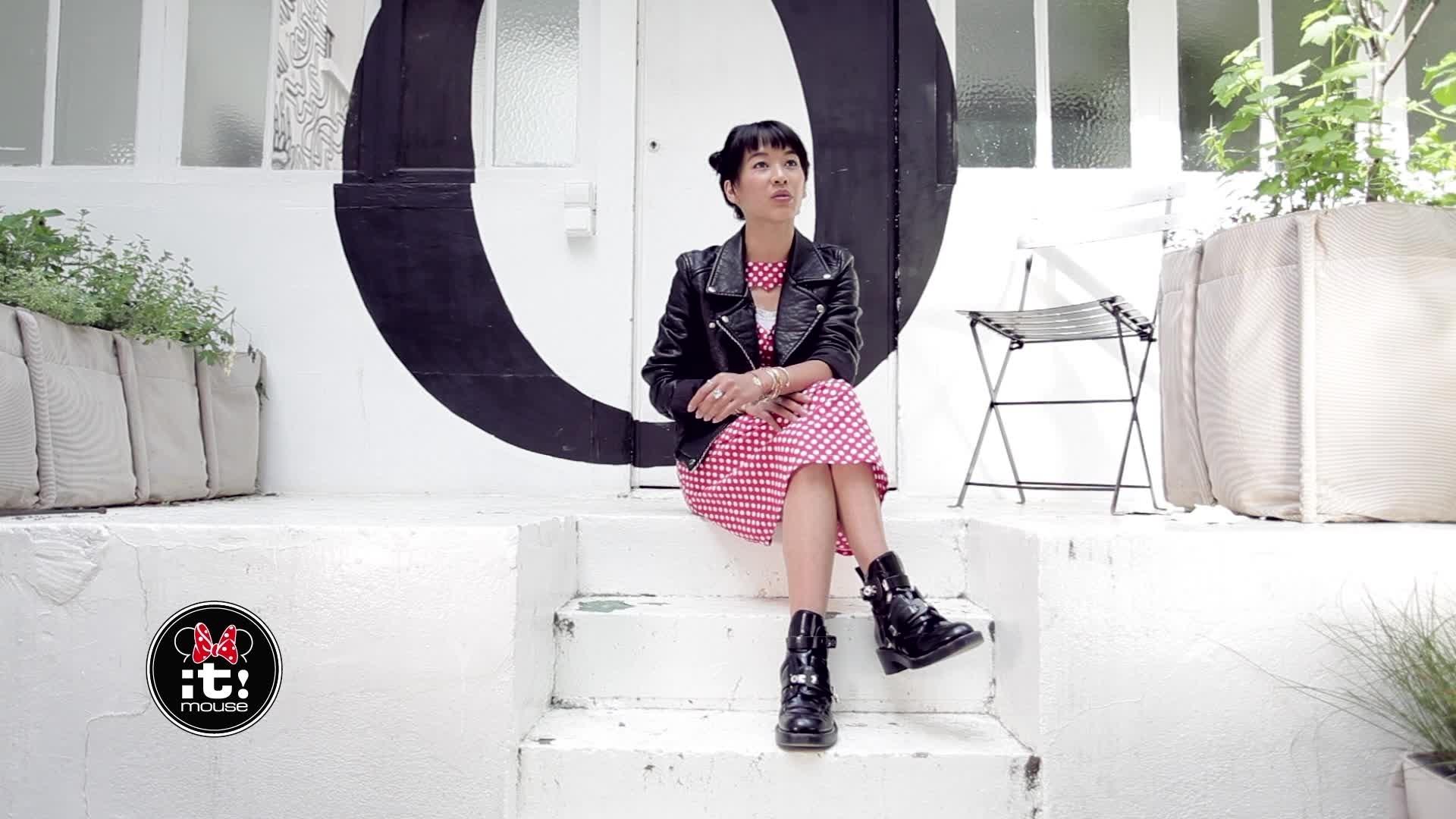 Minnie Style : La vidéo de Leeloo