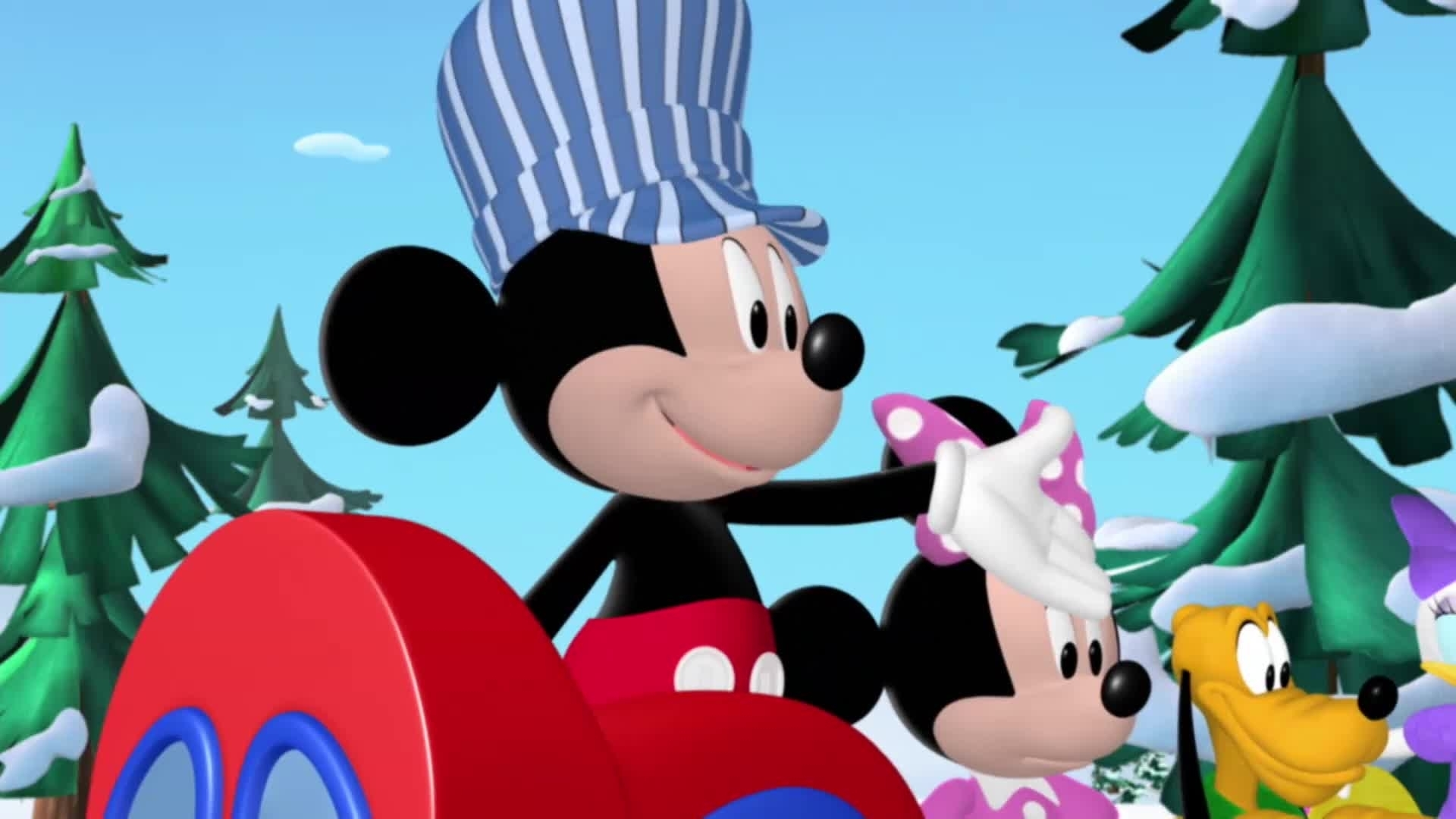Disney Junior Wundertüte - Micky Maus Wunderhaus