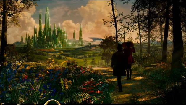 Die fantastische Welt von Oz auf DVD, Blu-ray und 3D Blu-ray