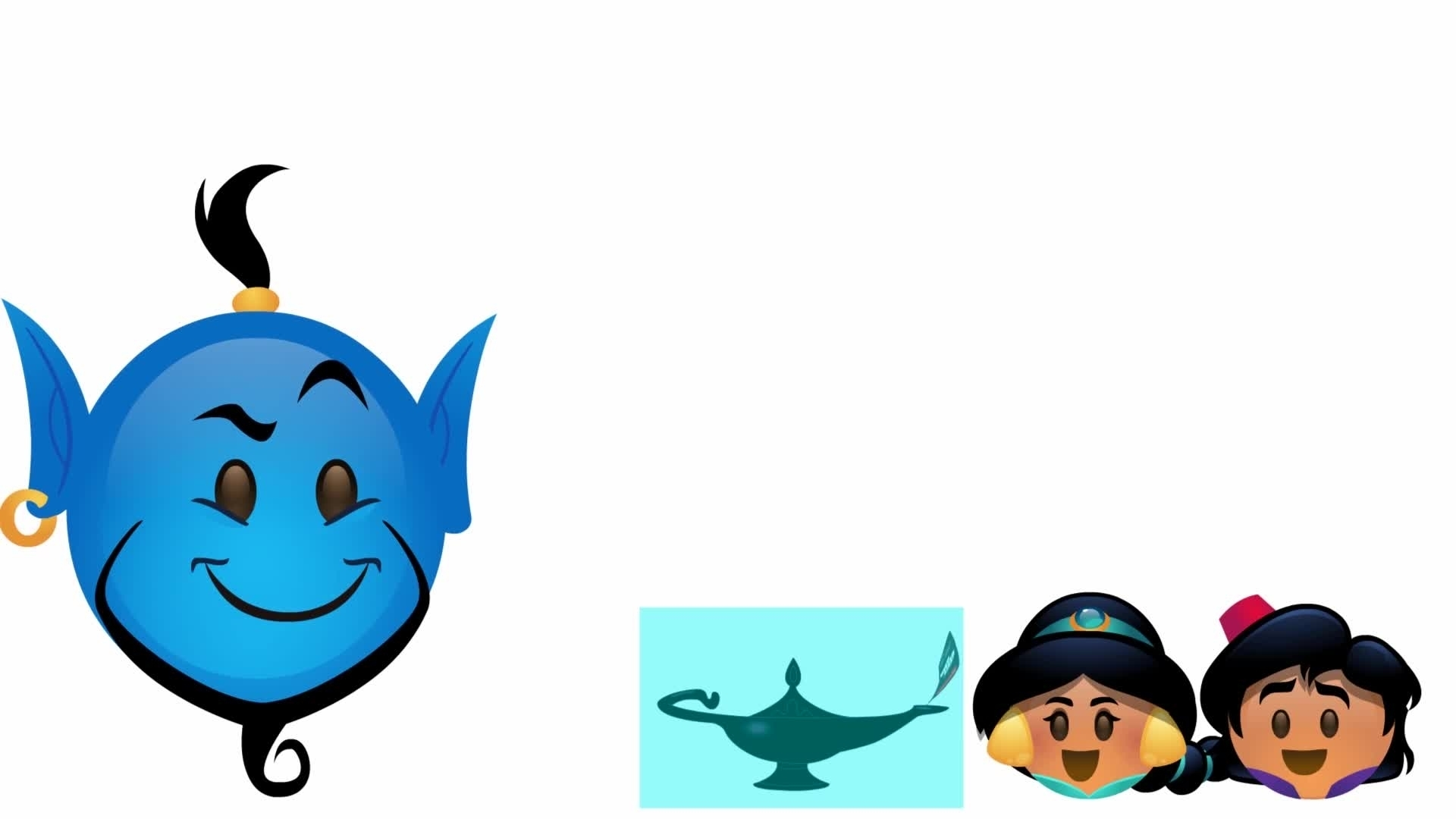 Aladdin - As Told By Emoji