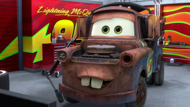Cars 2 - Extrait - La course de Flash McQueen