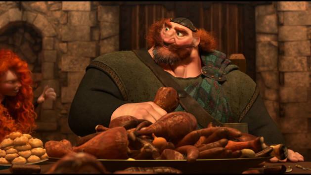 Merida - Legende der Highlands - Auf DVD und Blu-ray