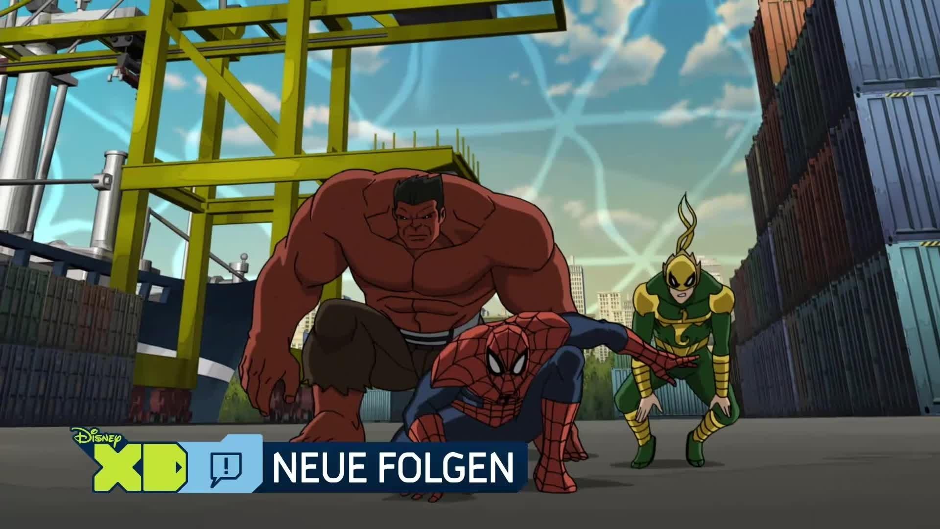 Superhelden gegen Superschurken