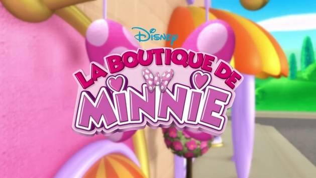 Boutique de Minnie (La) - Bricolage