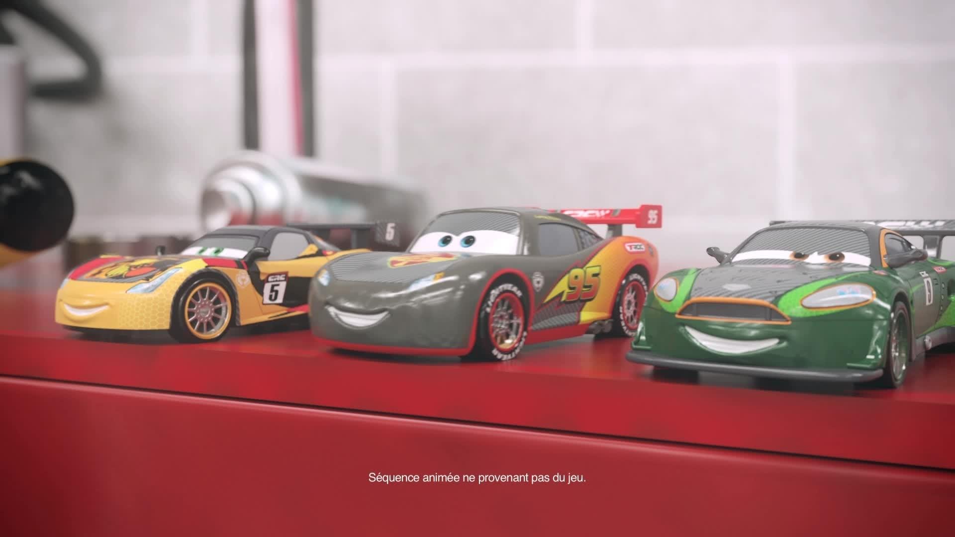 Cars Daredevil Garage - Envahit... Le Garage !