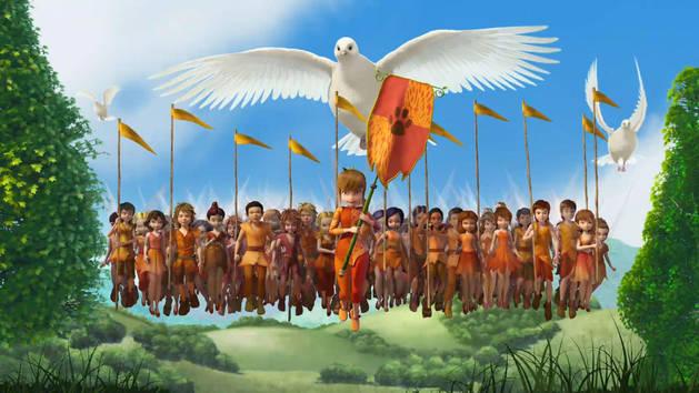 Disney Fairies - Die Großen Feenspiele - Disney Junior