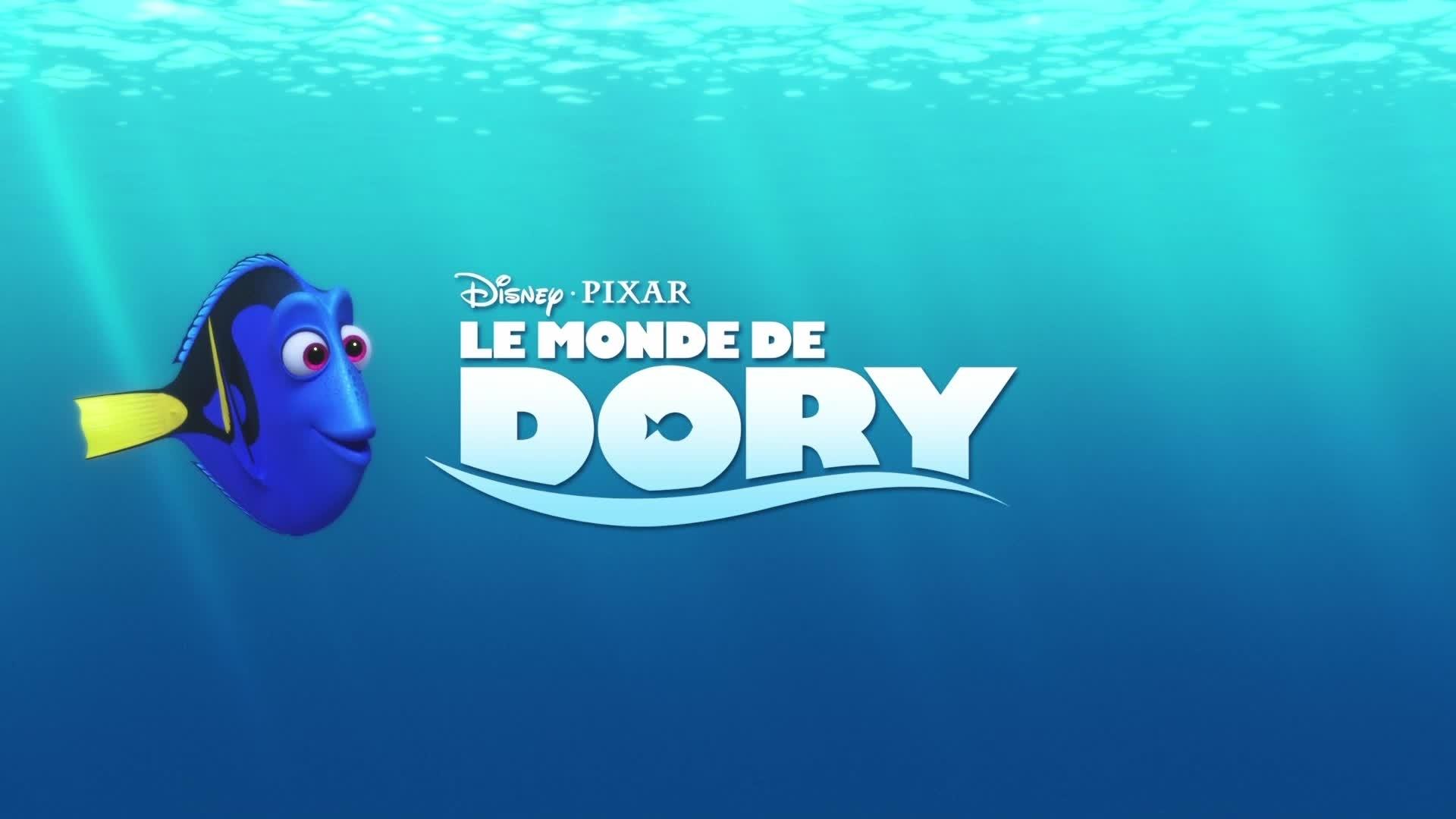 Le Monde De Dory - Elle est de retour!