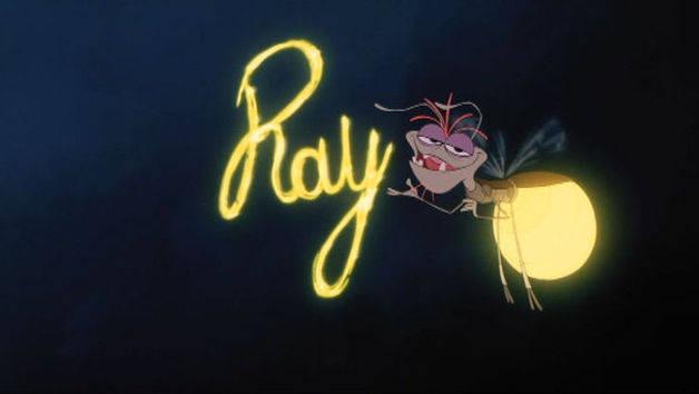 Küss den Frosch - Ray