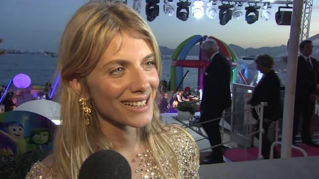 Vice-Versa - Festival de Cannes : Interview de Mélanie Laurent - Dégoût